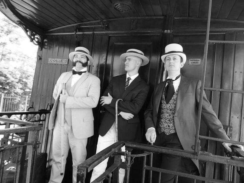 Tren de la Fresa con el Museo del Ferrocarril de Madrid   2