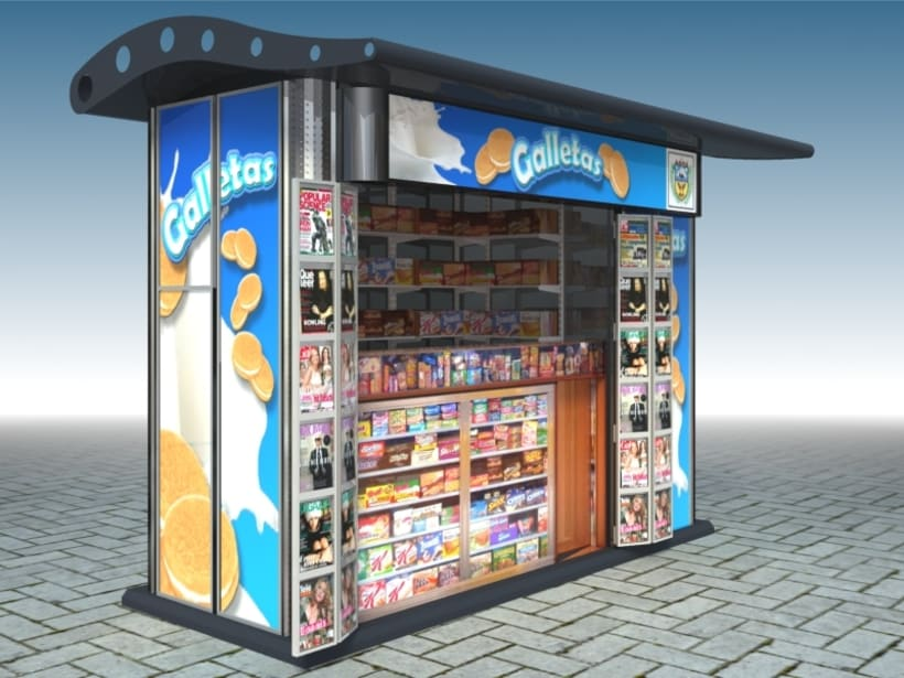Kiosco Publicitario 2