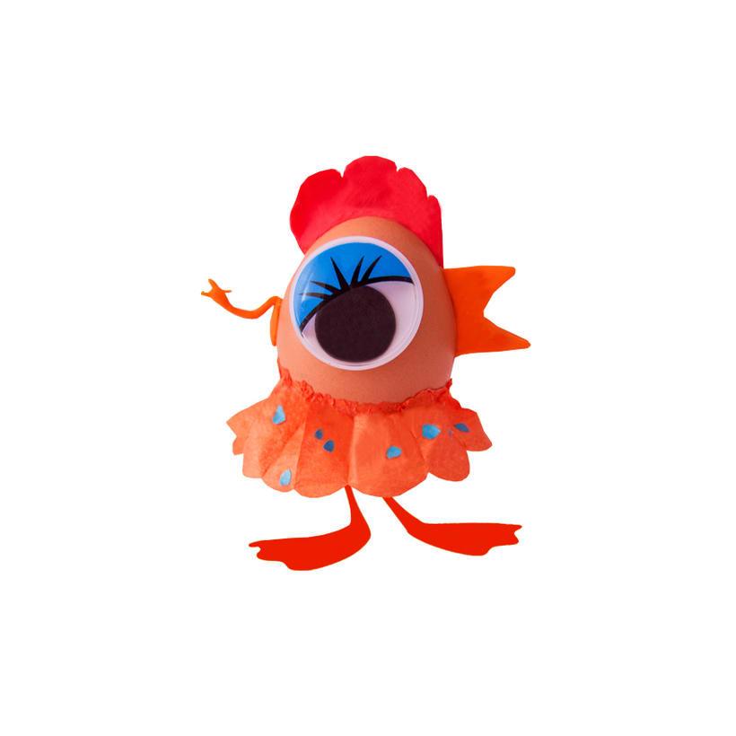 PatoPollo - Presentación a concurso para Mascota PatoPollo de Ilustratour 2016  -1
