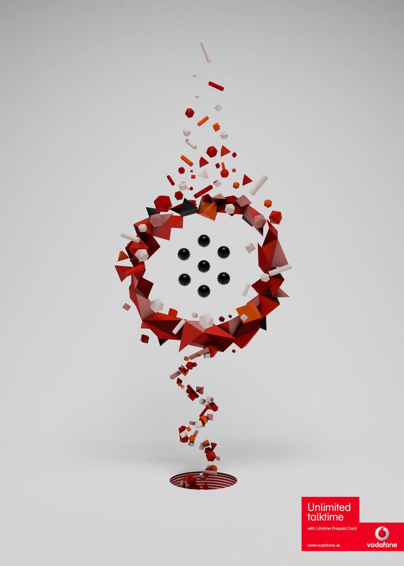 Vodafone 3D 0