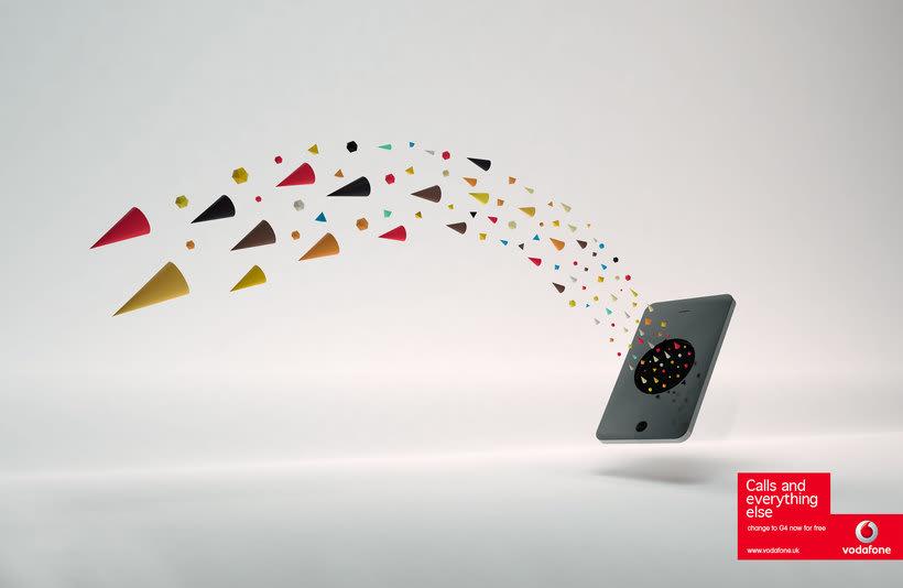 Vodafone 3D 4