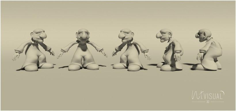 Yayo 3D 1
