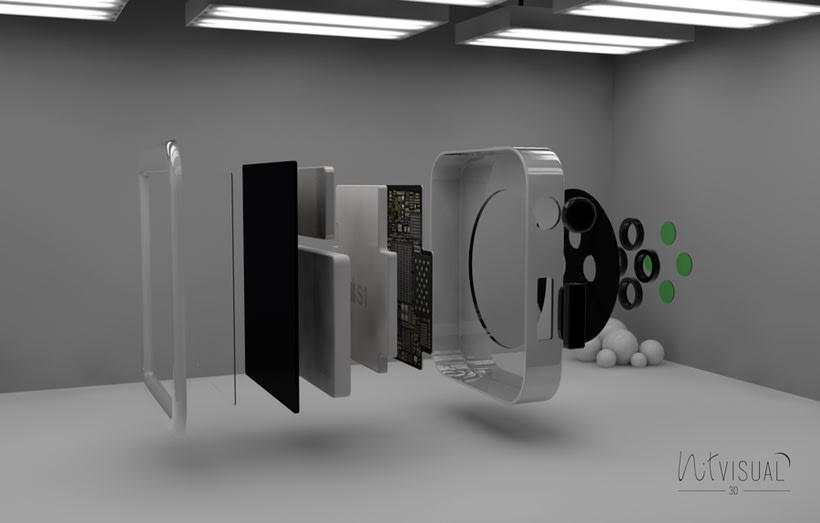 Watch 3D para campaña simulada 5