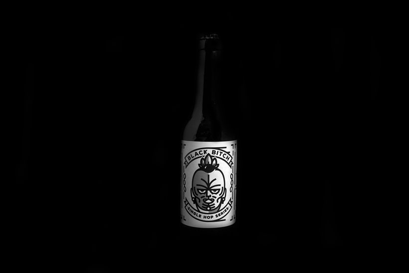 Black Bitch. Brewing Co 11