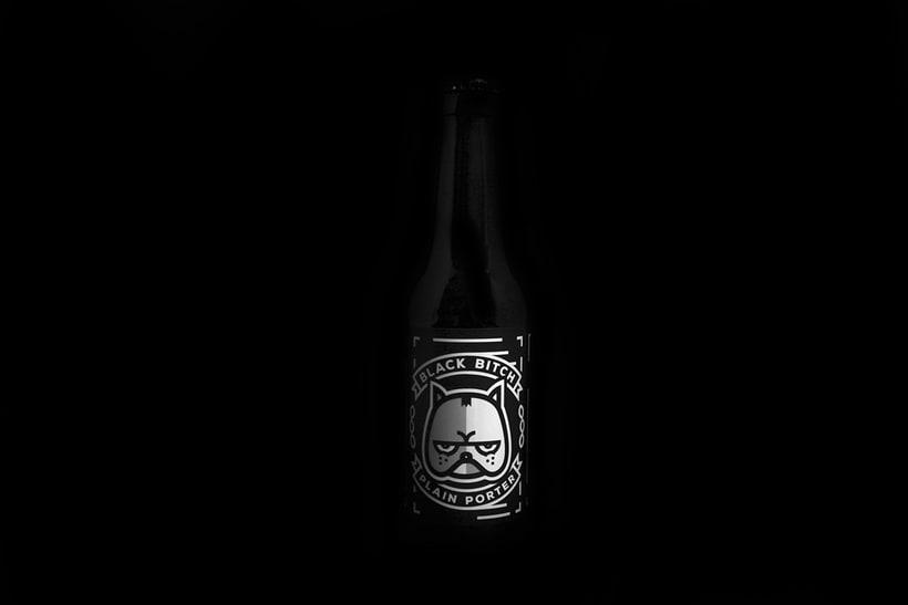 Black Bitch. Brewing Co 2