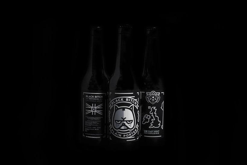 Black Bitch. Brewing Co 3