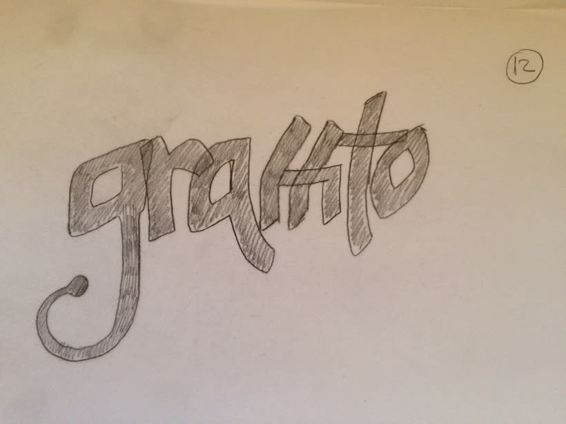 Graffito, es la palabra elegida para enviar a mis clientes 0