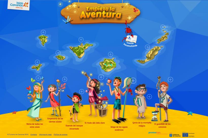 Empieza la aventura (Turismo de Canarias) 1