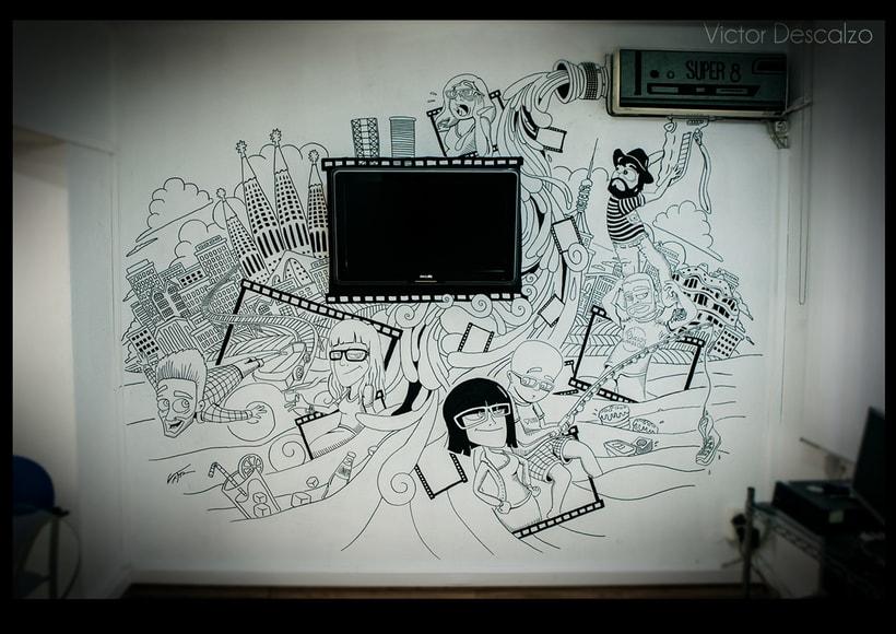 Ilustración - Blanco y Negro 3