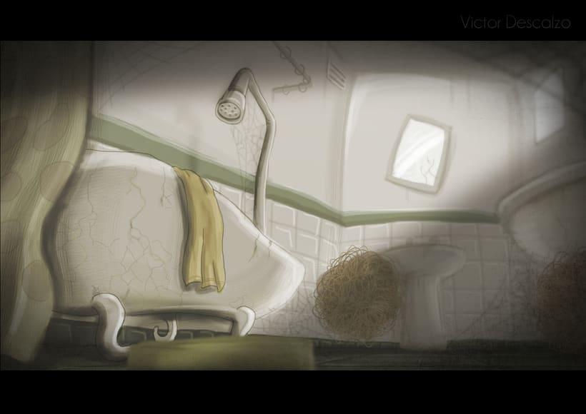 Ilustración - Purr Brain 6