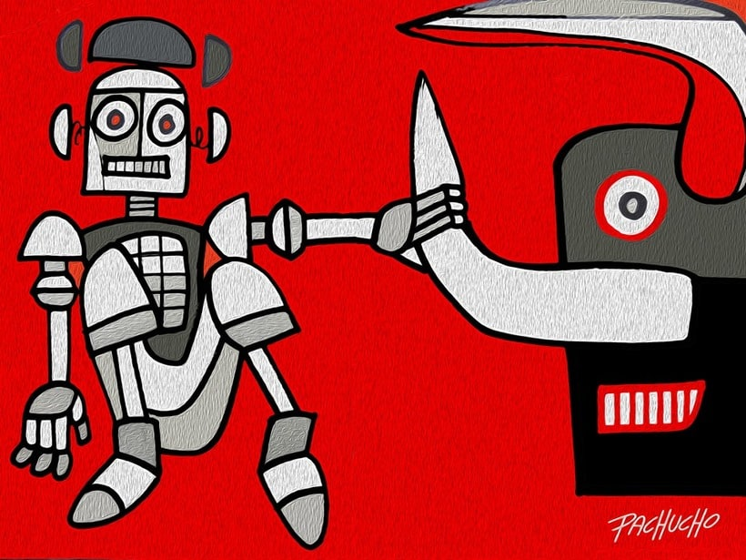 TORERO ROBOT -1