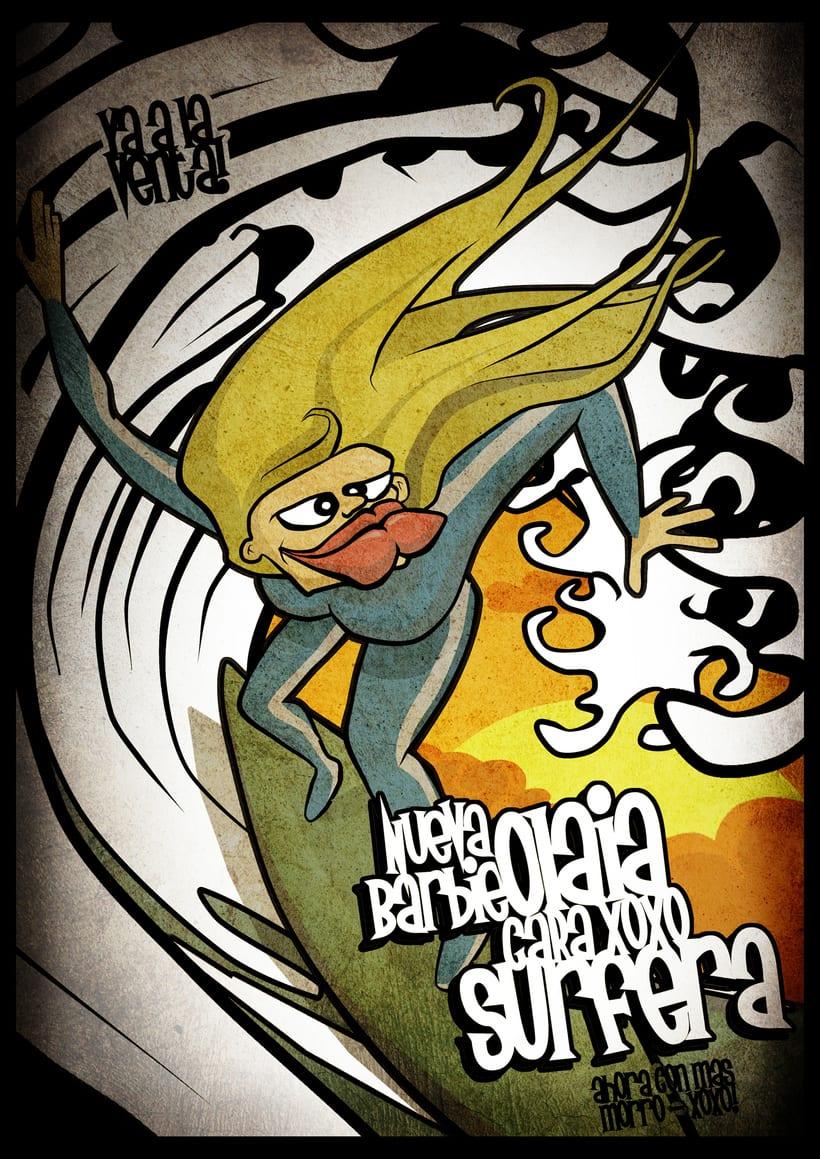 Ilustración - Posters 5