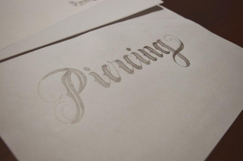 Mi Proyecto del curso Los secretos dorados del lettering 0