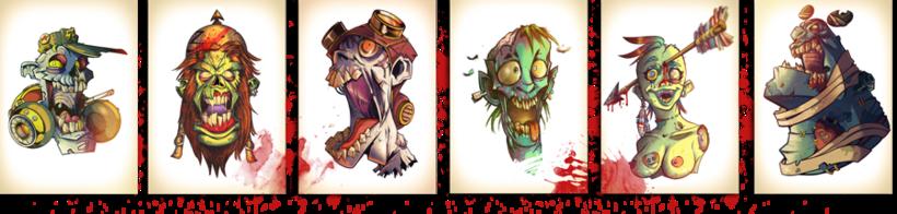 Zombie Punk!  1