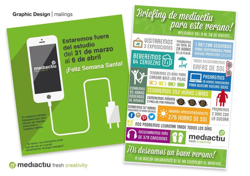 Correos corporativos y campañas de marketing de mediactiu 1
