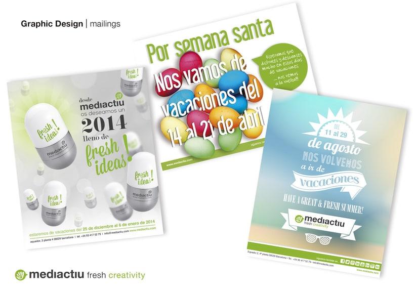 Correos corporativos y campañas de marketing de mediactiu 4