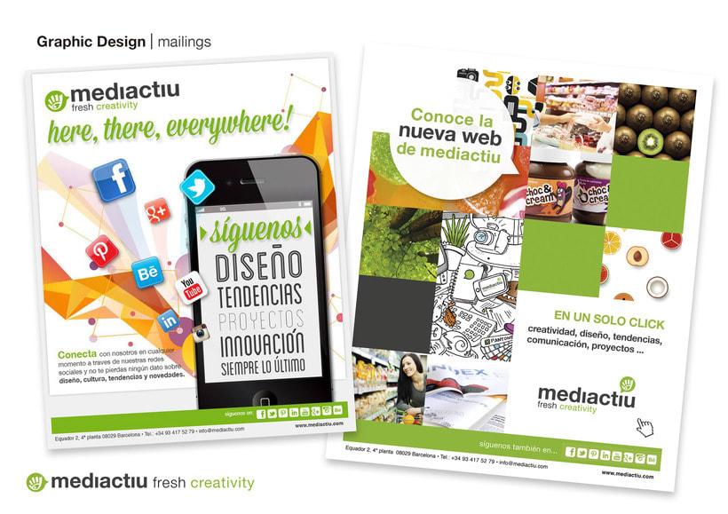 Correos corporativos y campañas de marketing de mediactiu 6