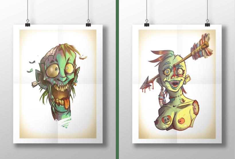 Zombie Punk!  8