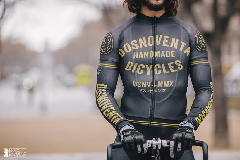 Dosnoventa Bikes // Cycling kits 2