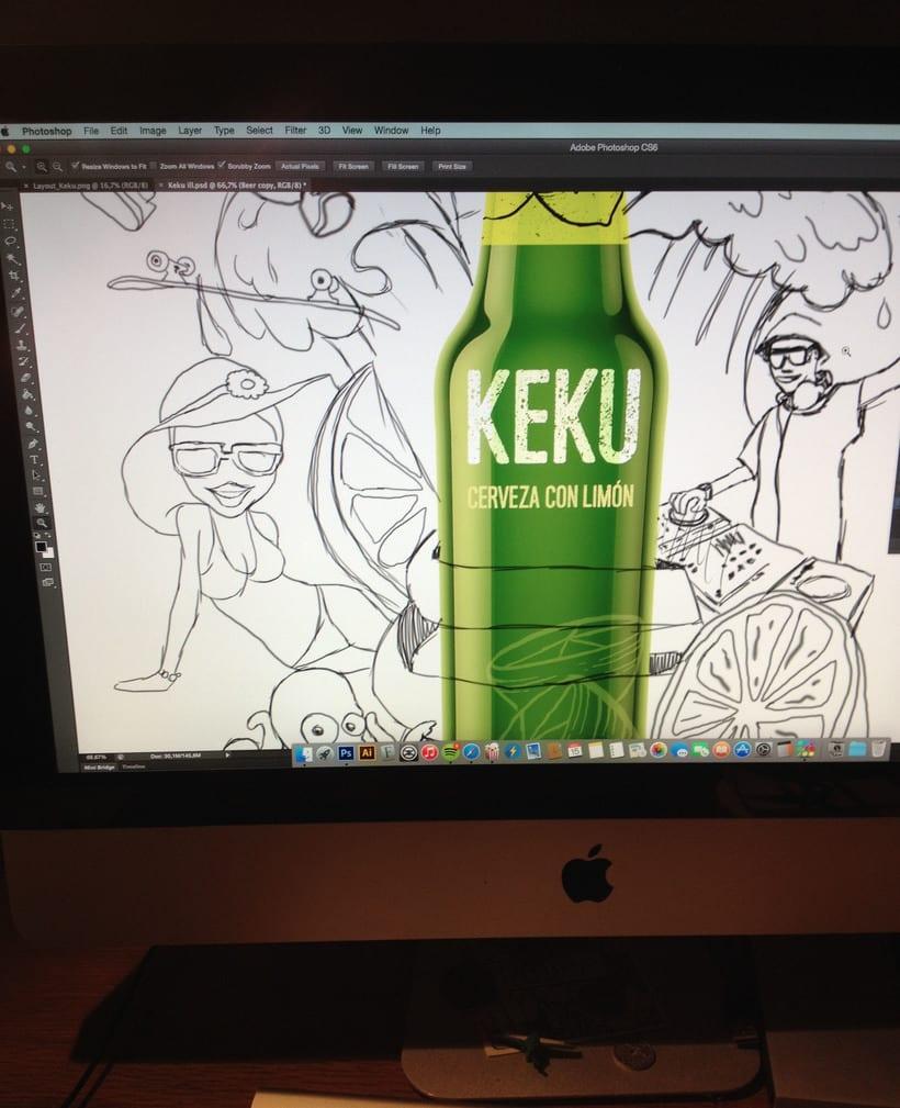 Mi Proyecto del curso Ilustración exprés con Illustrator y Photoshop 2