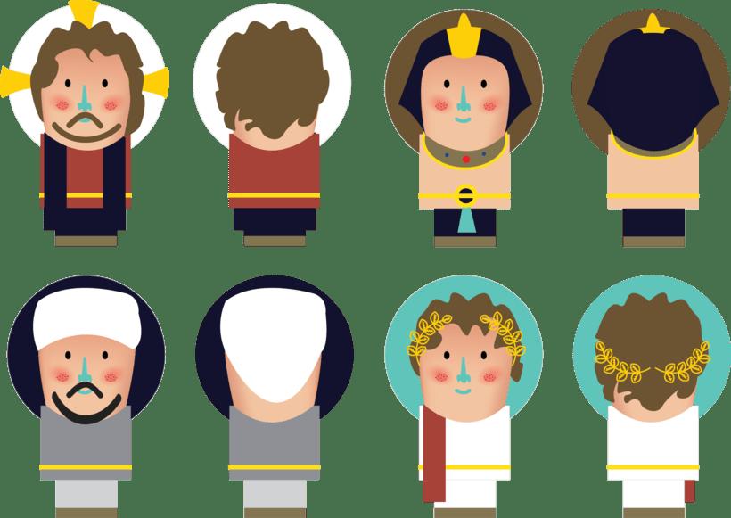 Diseño juego para la Historia del Arte 3