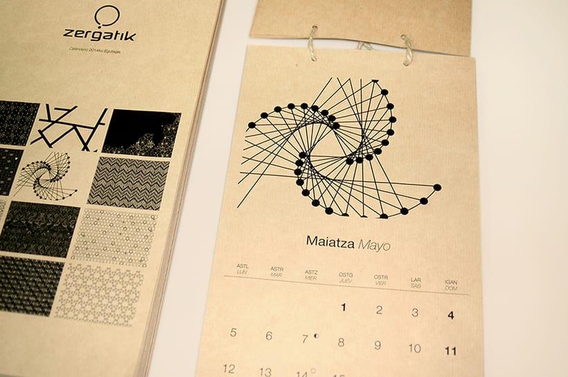 Calendarios Zergatik 6