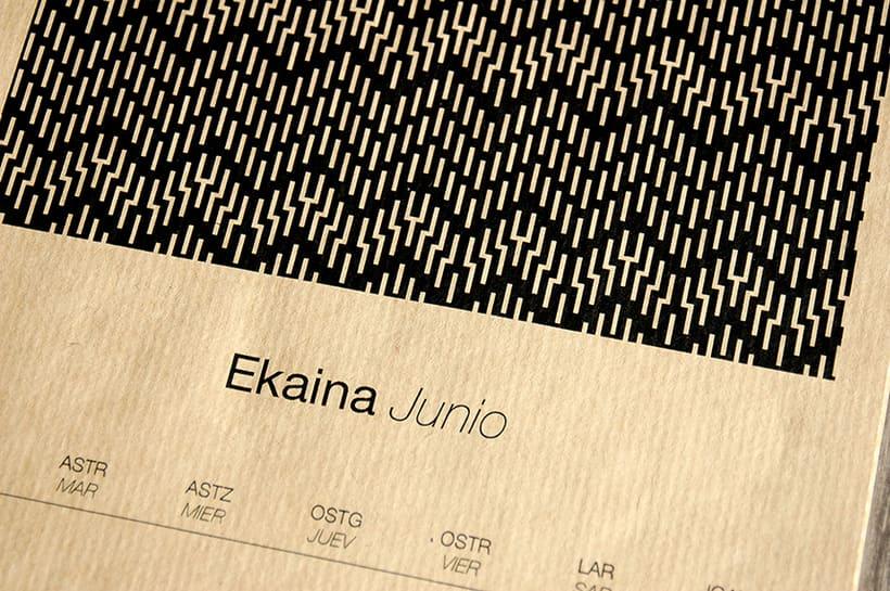 Calendarios Zergatik 8