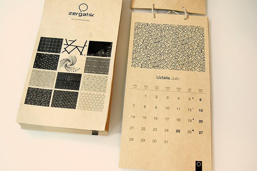 Calendarios Zergatik 9