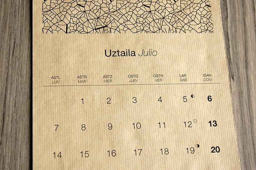 Calendarios Zergatik 10