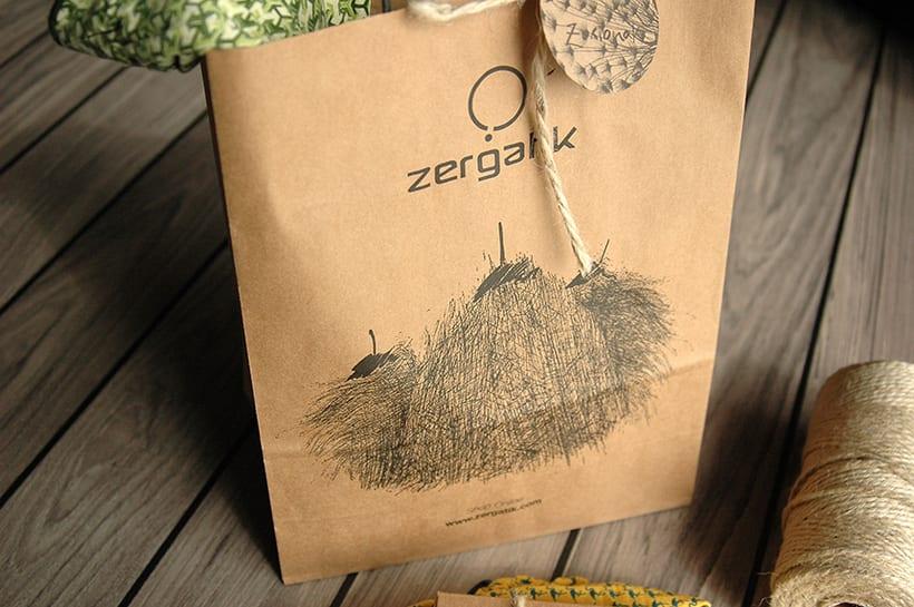 Packaging Zergatik 3