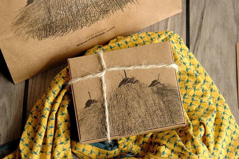 Packaging Zergatik 7