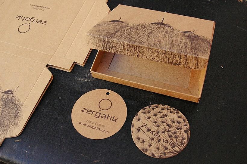 Packaging Zergatik 8