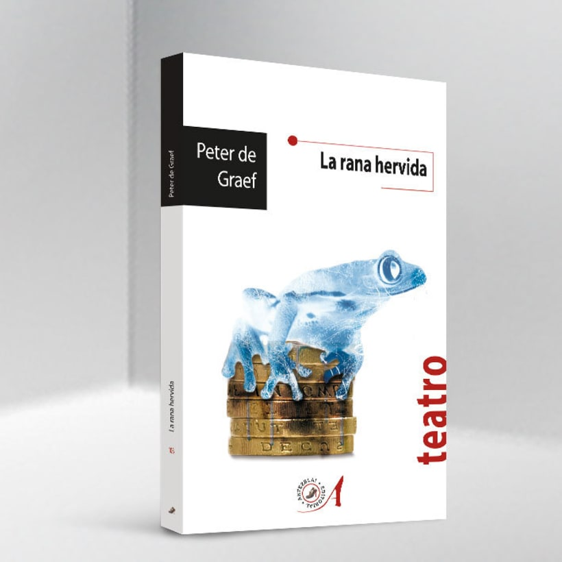 Libro La rana hervida -1