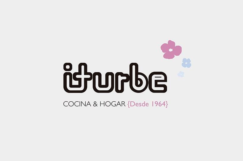 Branding Muebles Iturbe 0