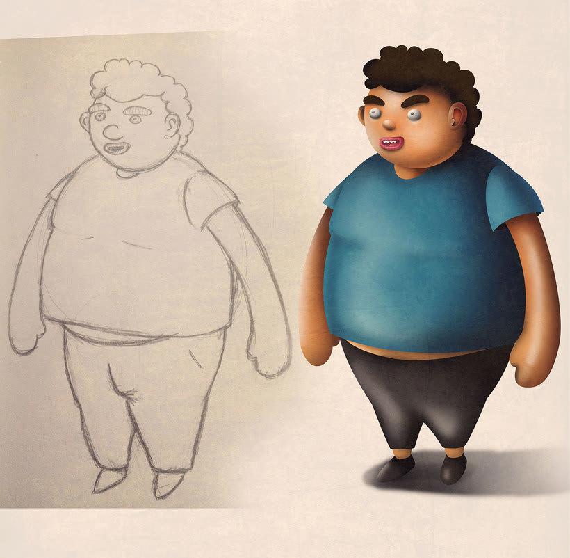 Mi Proyecto del curso Diseño y Creación de Personajes -1