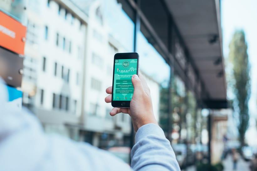 App de preguntas y respuestas para IOS y Android 2