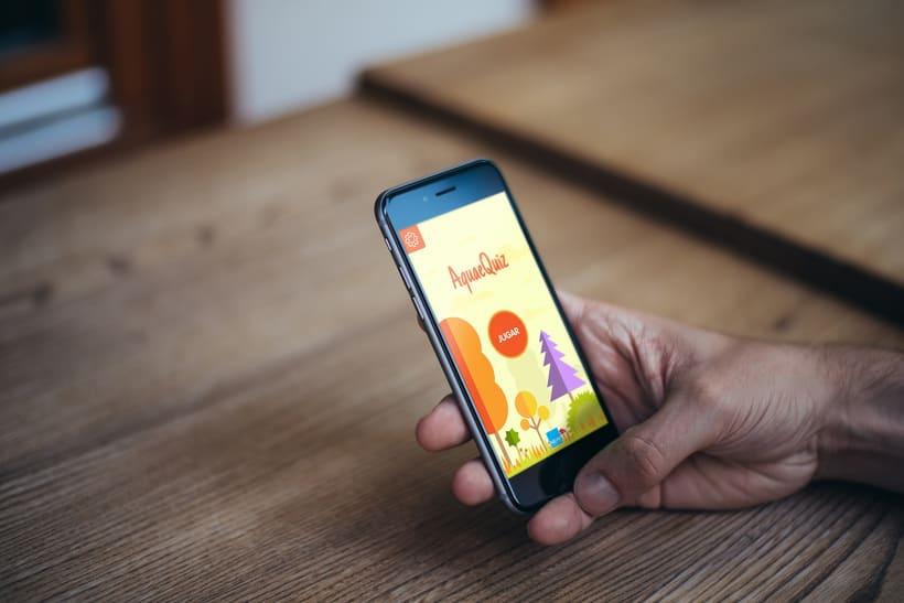 App de preguntas y respuestas para IOS y Android 0