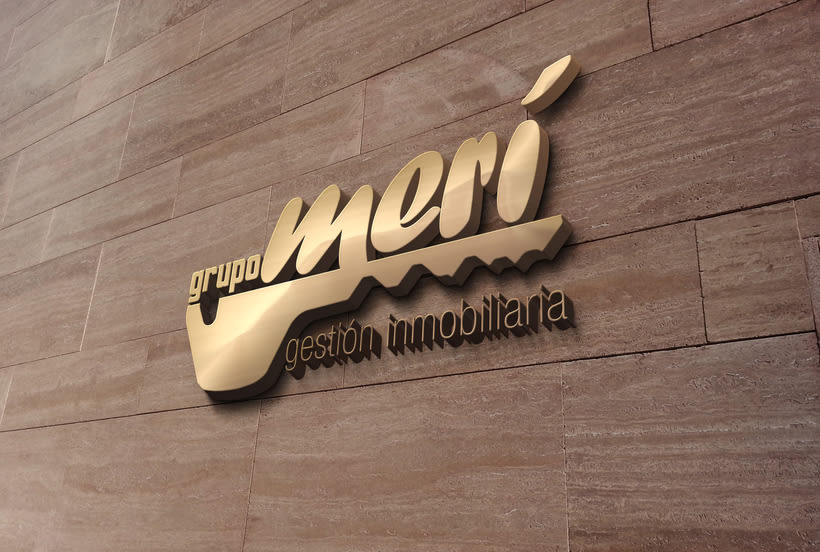 Logo Grupo Merí Gestión Inmobiliaria 0