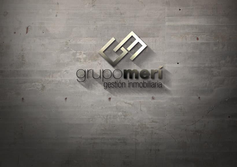 Logo Grupo Merí Gestión Inmobiliaria 1