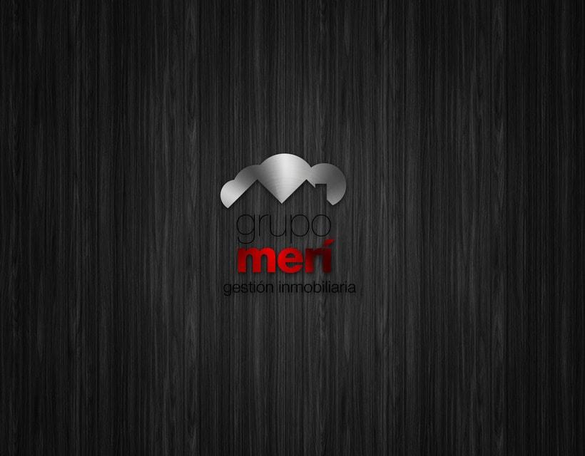 Logo Grupo Merí Gestión Inmobiliaria 3