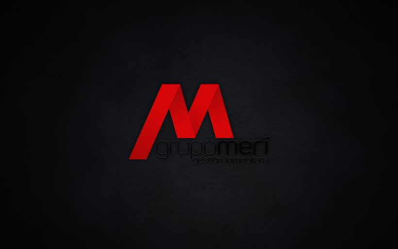 Logo Grupo Merí Gestión Inmobiliaria 4