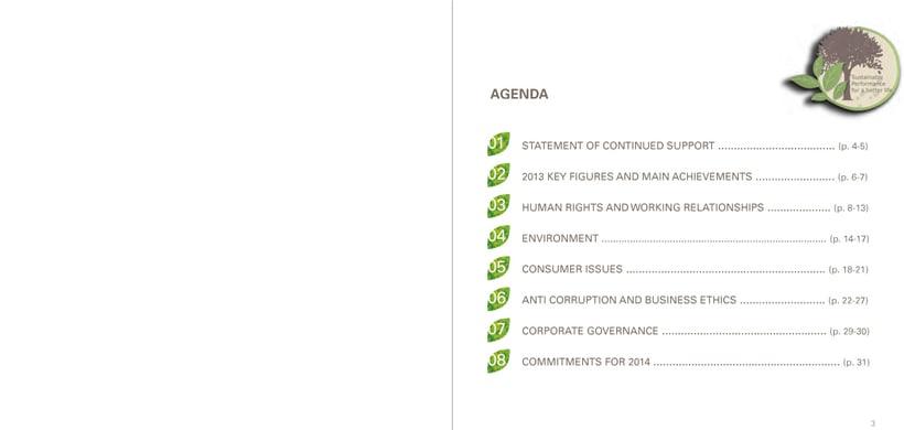 Catálogo RSE 2013 (Responsabilidad Social Empresarial) 0