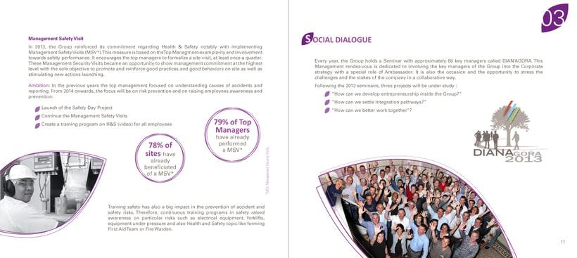 Catálogo RSE 2013 (Responsabilidad Social Empresarial) 4