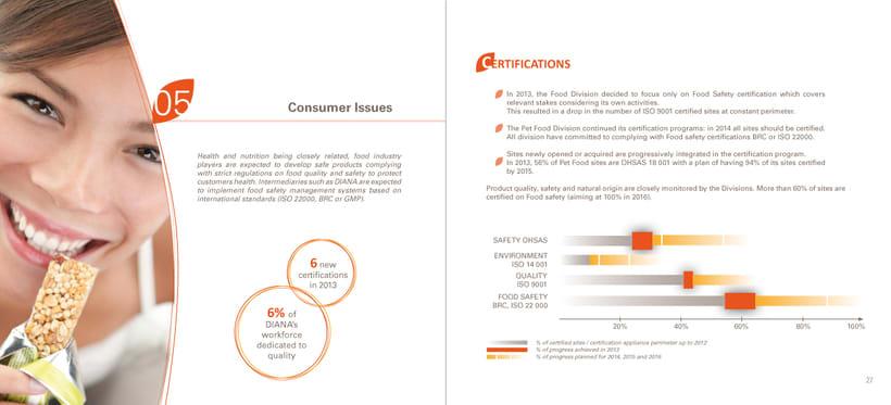 Catálogo RSE 2013 (Responsabilidad Social Empresarial) 12
