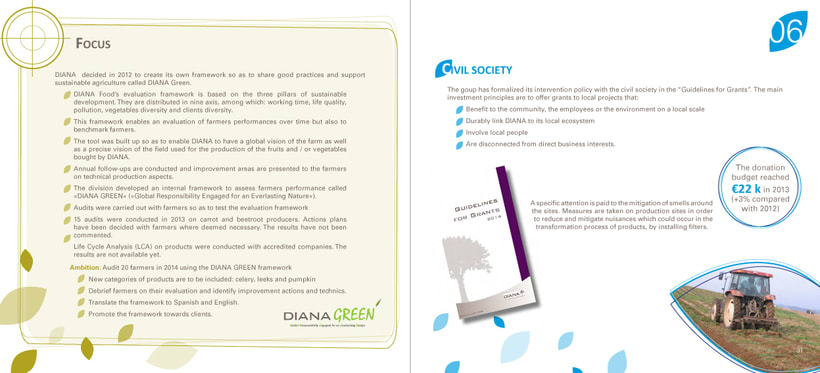 Catálogo RSE 2013 (Responsabilidad Social Empresarial) 14
