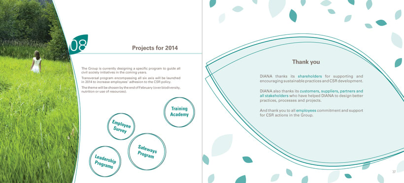 Catálogo RSE 2013 (Responsabilidad Social Empresarial) 17