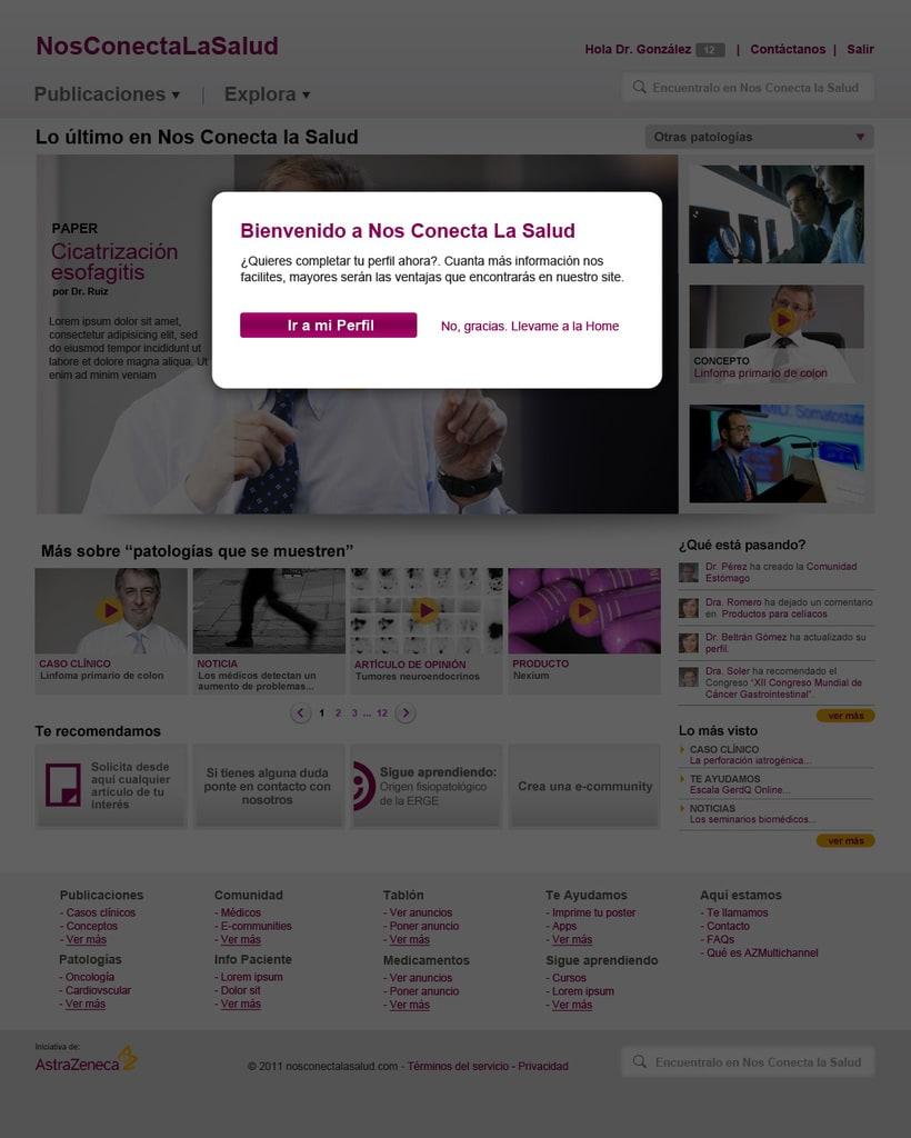 Nos conecta la salud (portal web) 14