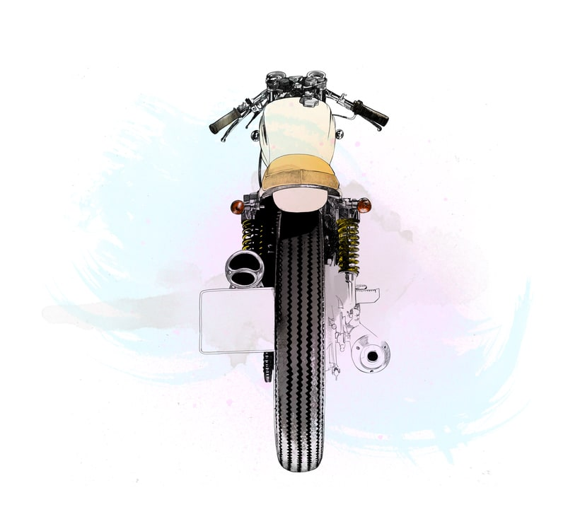 Cafe Racer Bikes 2