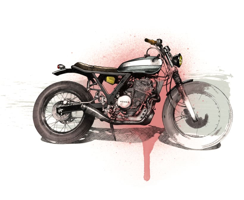 Cafe Racer Bikes 4