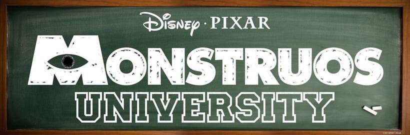 Monstruos University 0